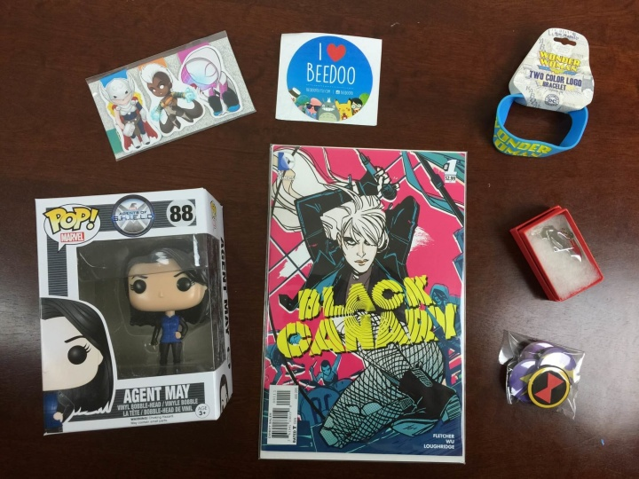 fanmail august 2015 review