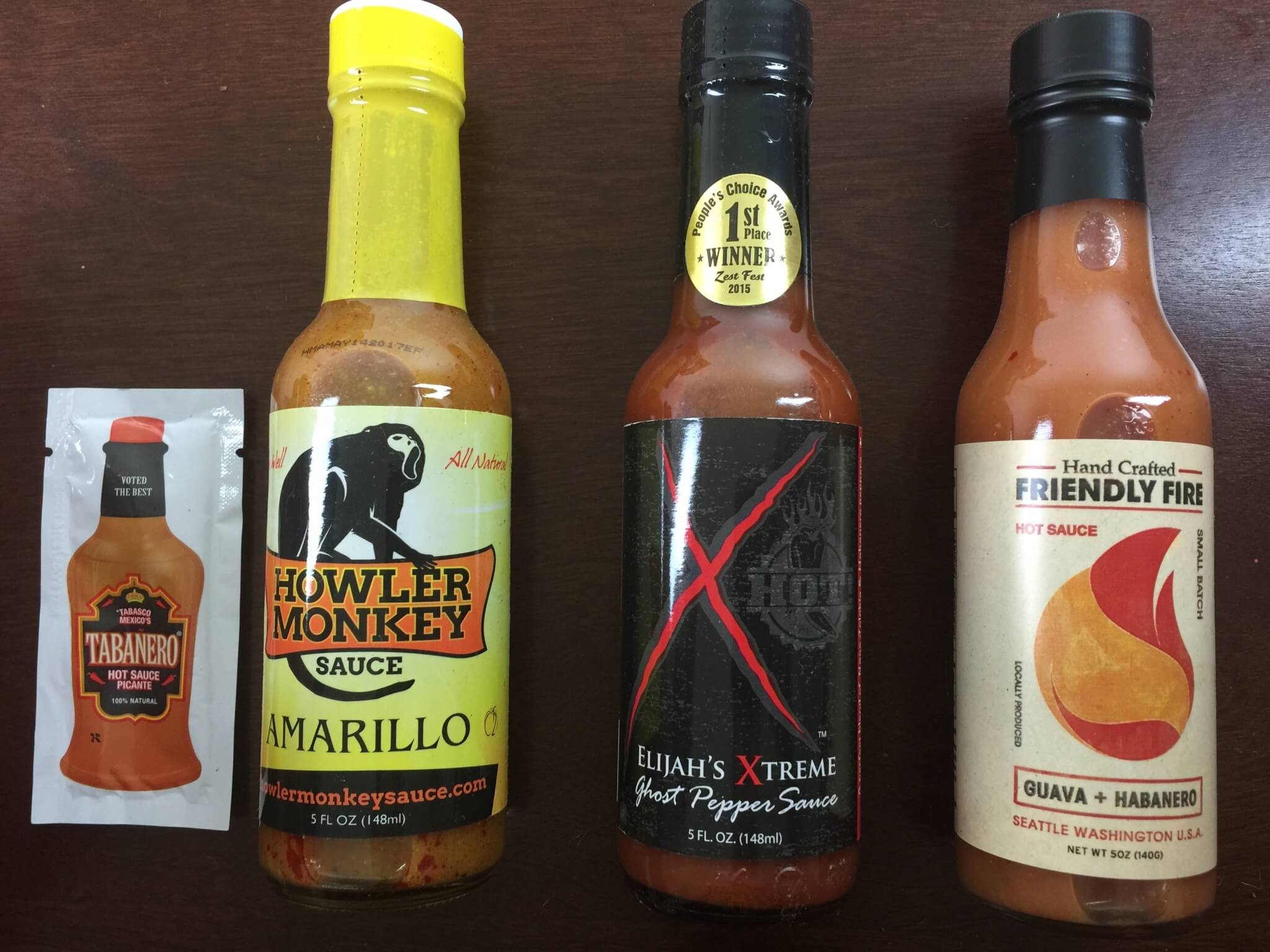 Fuego Box Hot Sauce Subscription Box Review + Coupon – August 2015