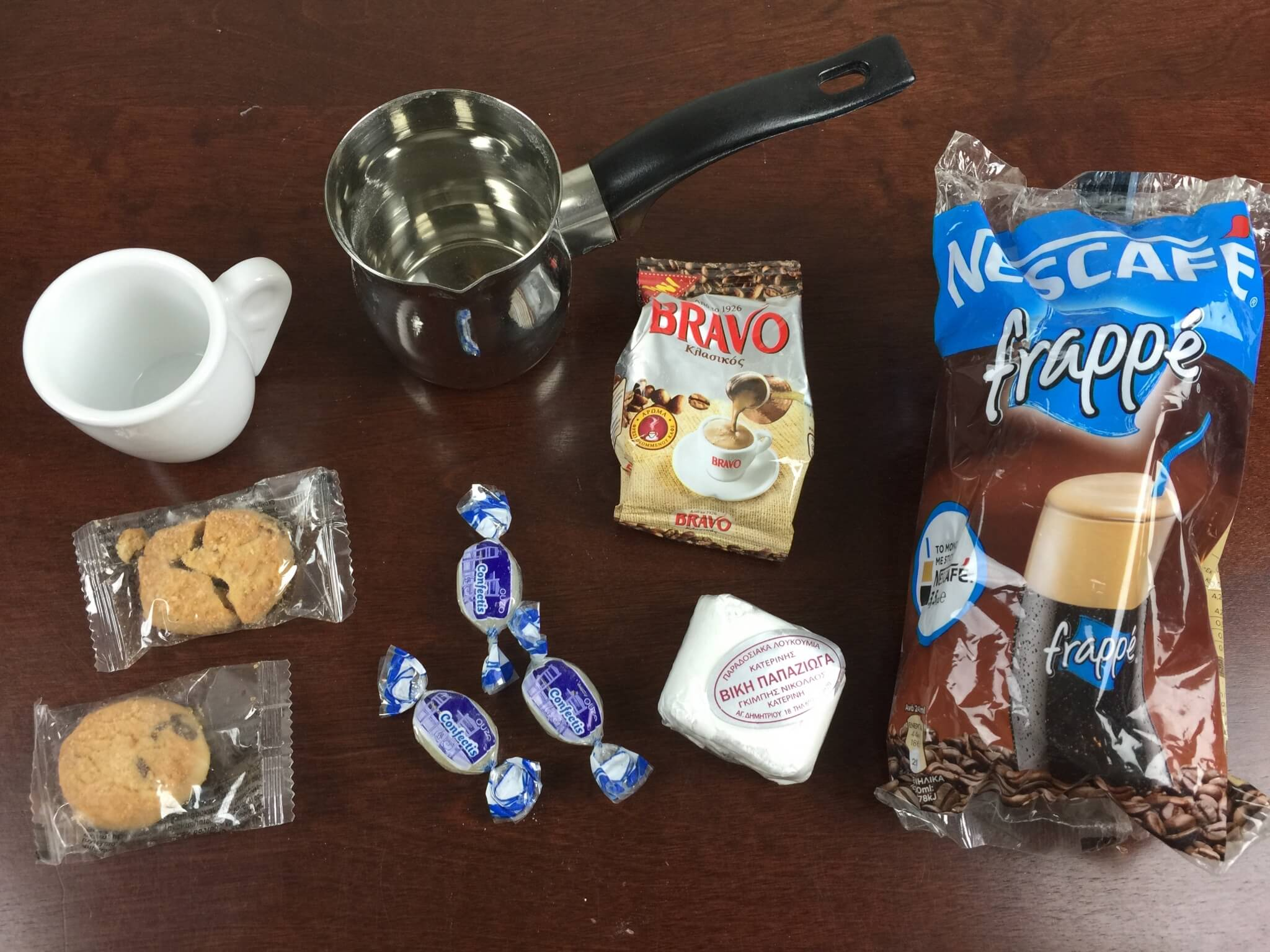 September 2015 GreekPack Subscription Box Review & Coupon