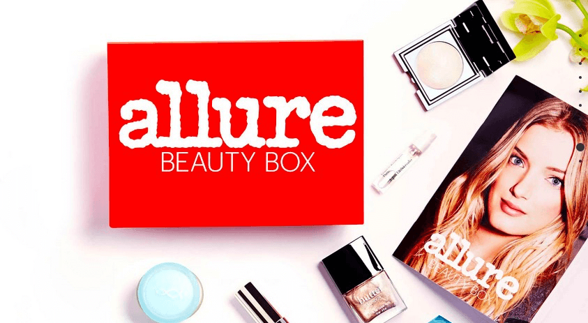 Allure Beauty Box February 2018 Full Spoilers #2 & Coupon!