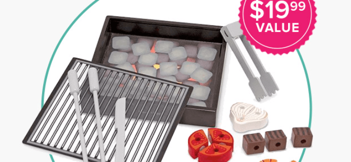 Citrus Lane 20% Off & Free Melissa & Doug Grilling Set! Today Only!