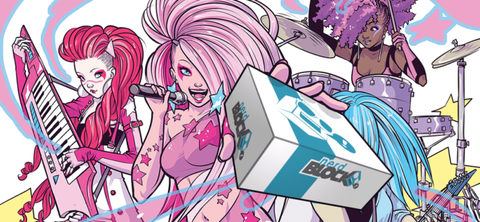 Nerd Block October 2015 Spoilers & Coupons