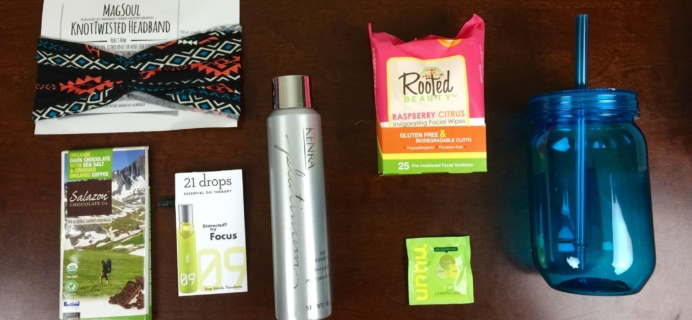 Kites & Ivy Subscription Box Review & Coupon – Finals Survival Box
