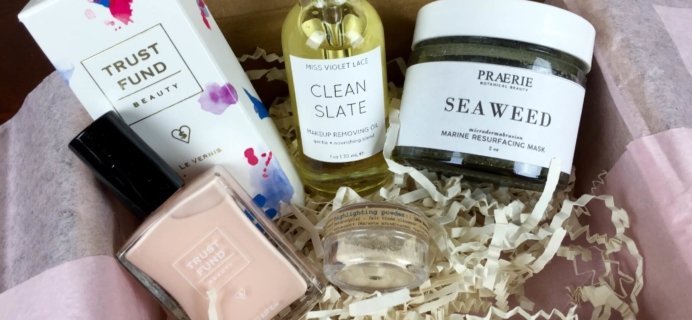LaRitzy Subscription Box Review & Coupon – September 2015