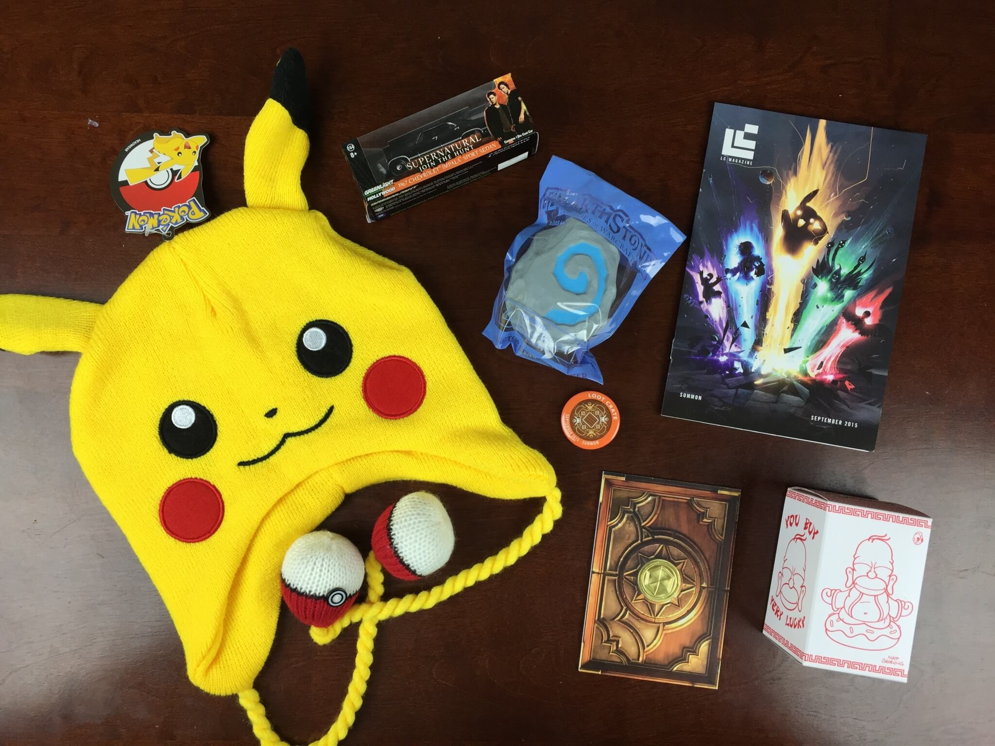 loot crate september 2015 subscription review coupon codes hello