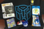 Power Up Box August 2015 Geek Box Subscription Review + Coupon