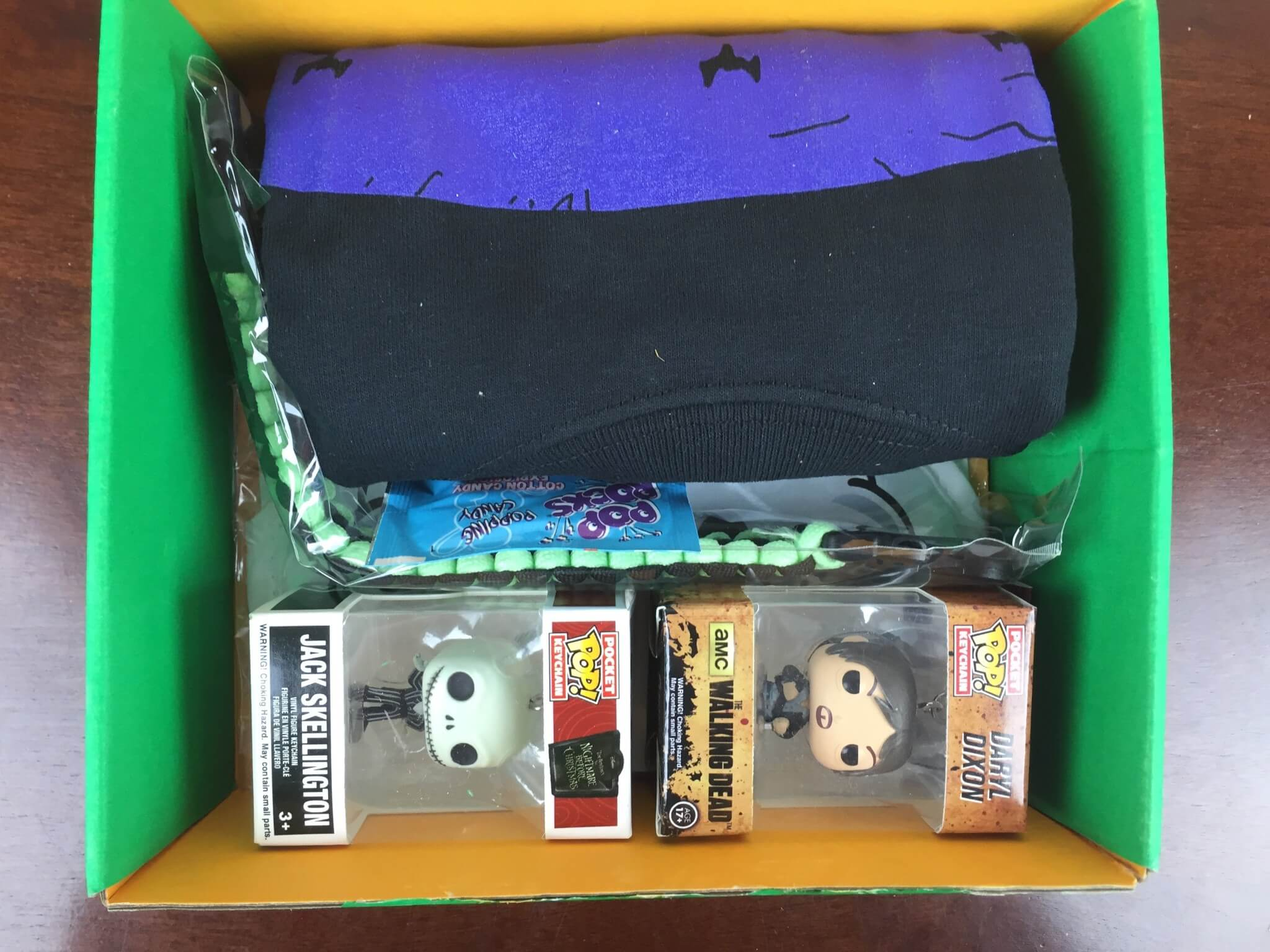 1up box october 2015 unboxing
