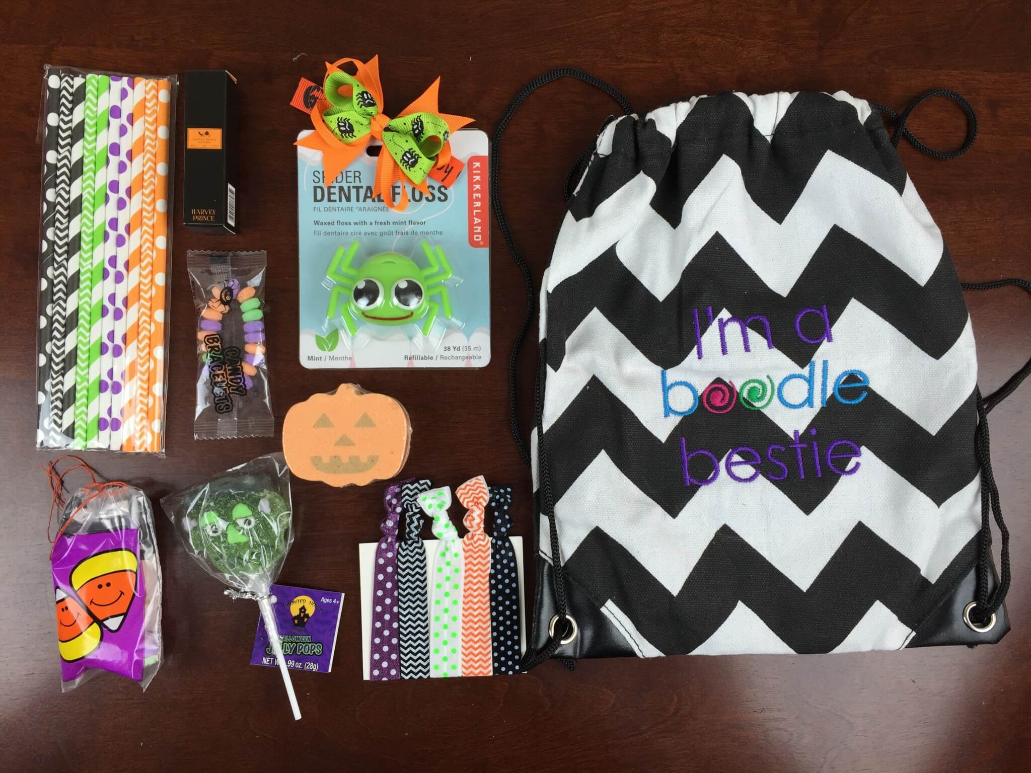 boodle box october 2015 review
