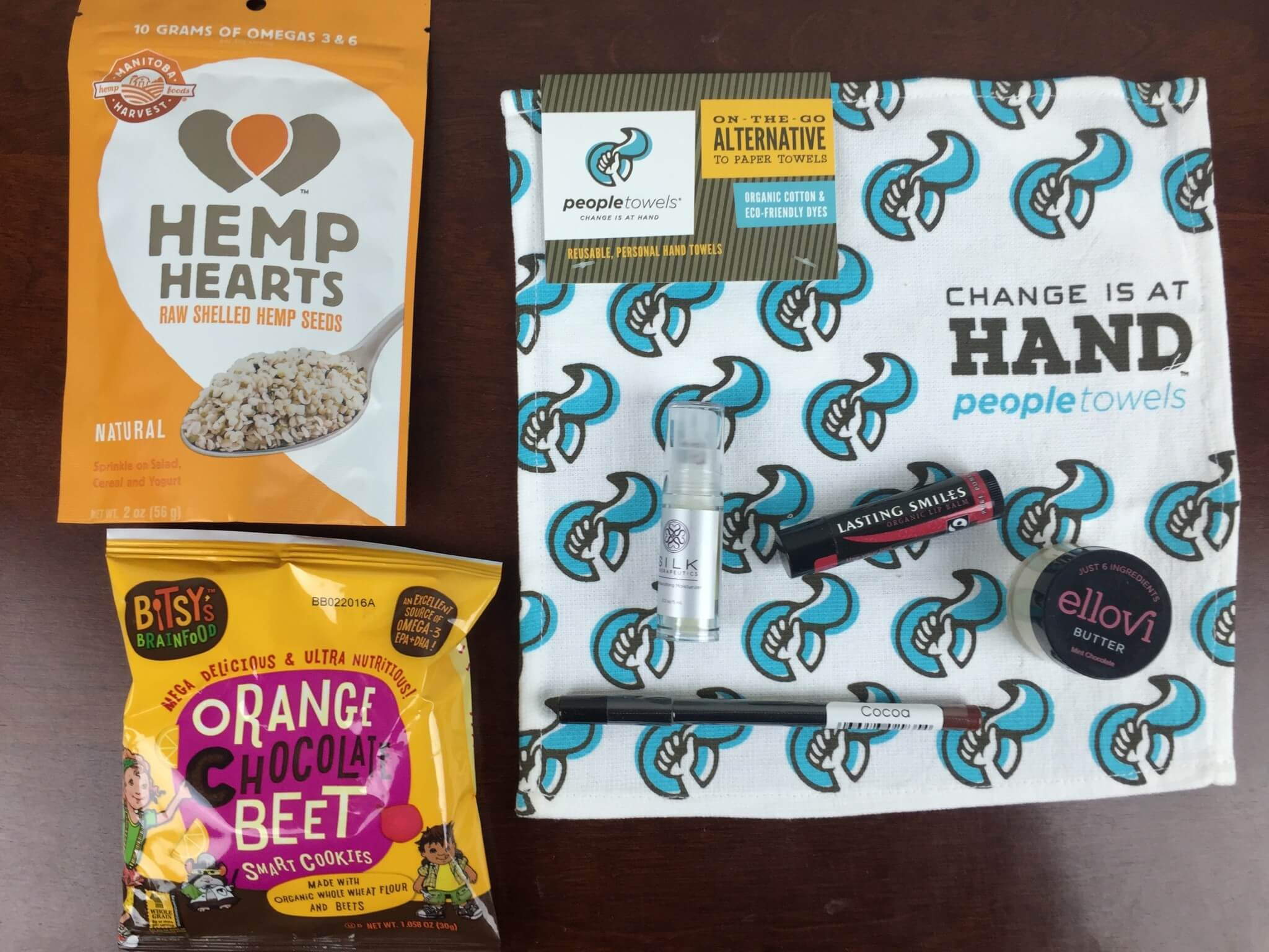 Ecocentric Mom Box Review – October 2015