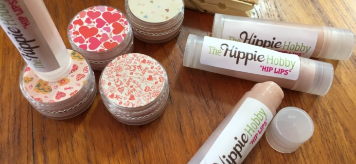 The Hippie Hobby Subscription Box Review & Coupon – September/October 2015