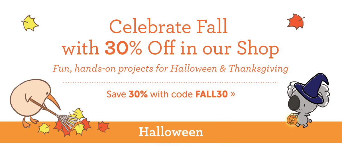 Kiwi crate shop coupon still active save on halloween for Save on crafts promo code