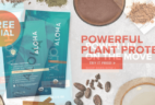 ALOHA Free Trial Offers! New Vegan Protein Bars!