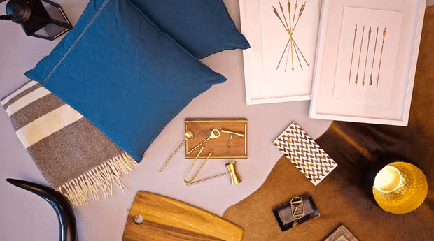 The swatch box is a new home decor personal styling subscription box it works sort of like stitch fix fill out your style profile pay an 85 styling
