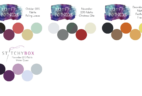 StitchyBox November 2015 Palette Spoilers & Coupon Code + Just The Threads!