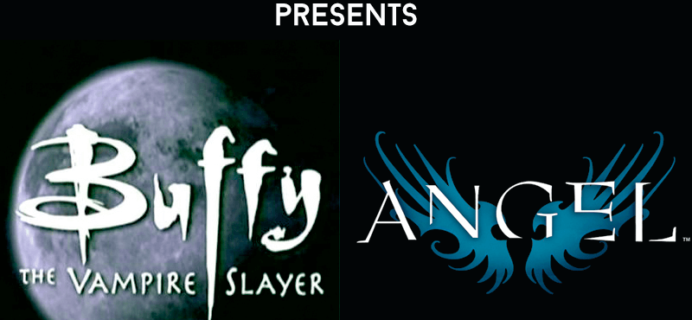 Fanmail Favorites – Buffy & Angel Limited Edition Holiday Box Now Available!