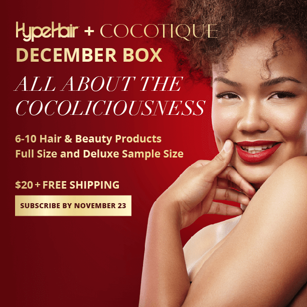 Cocotique December 2015 Spoilers + Coupon Code!