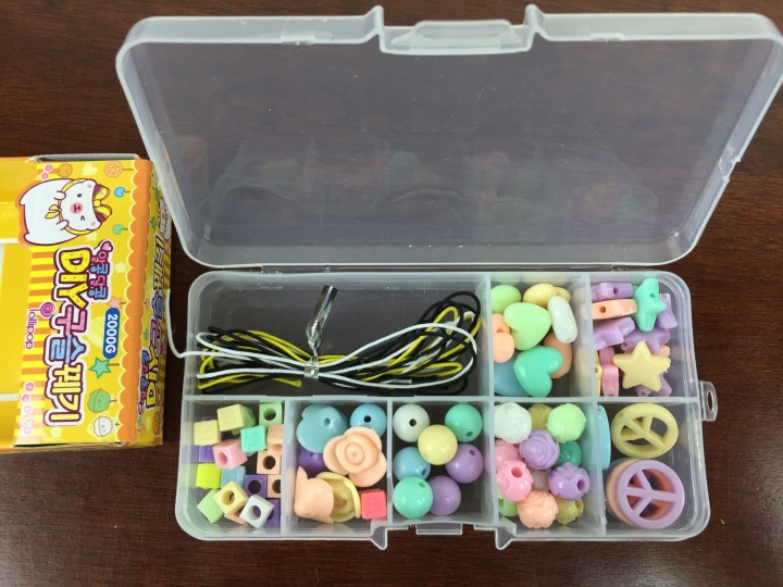kawaii box september 2015 IMG_0857