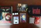 Lit-Cube Book Subscription Box Review – October 2015