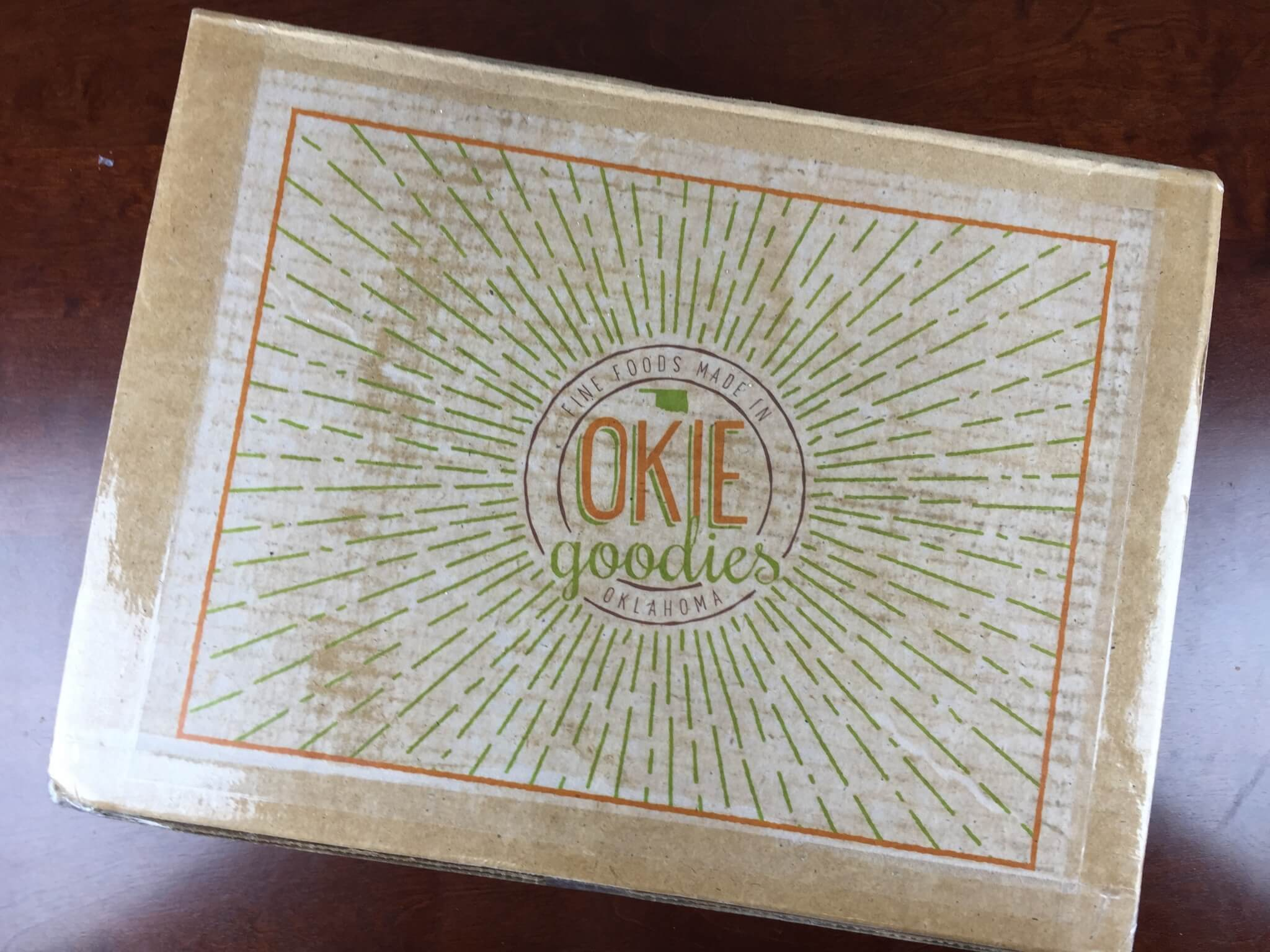 Okie Goodies Subscription Box Review & Coupon