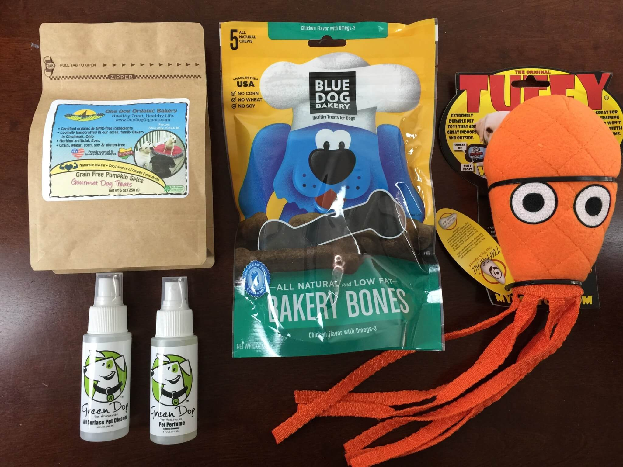 September 2015 PupJoy Dog Subscription Box Review + Coupon