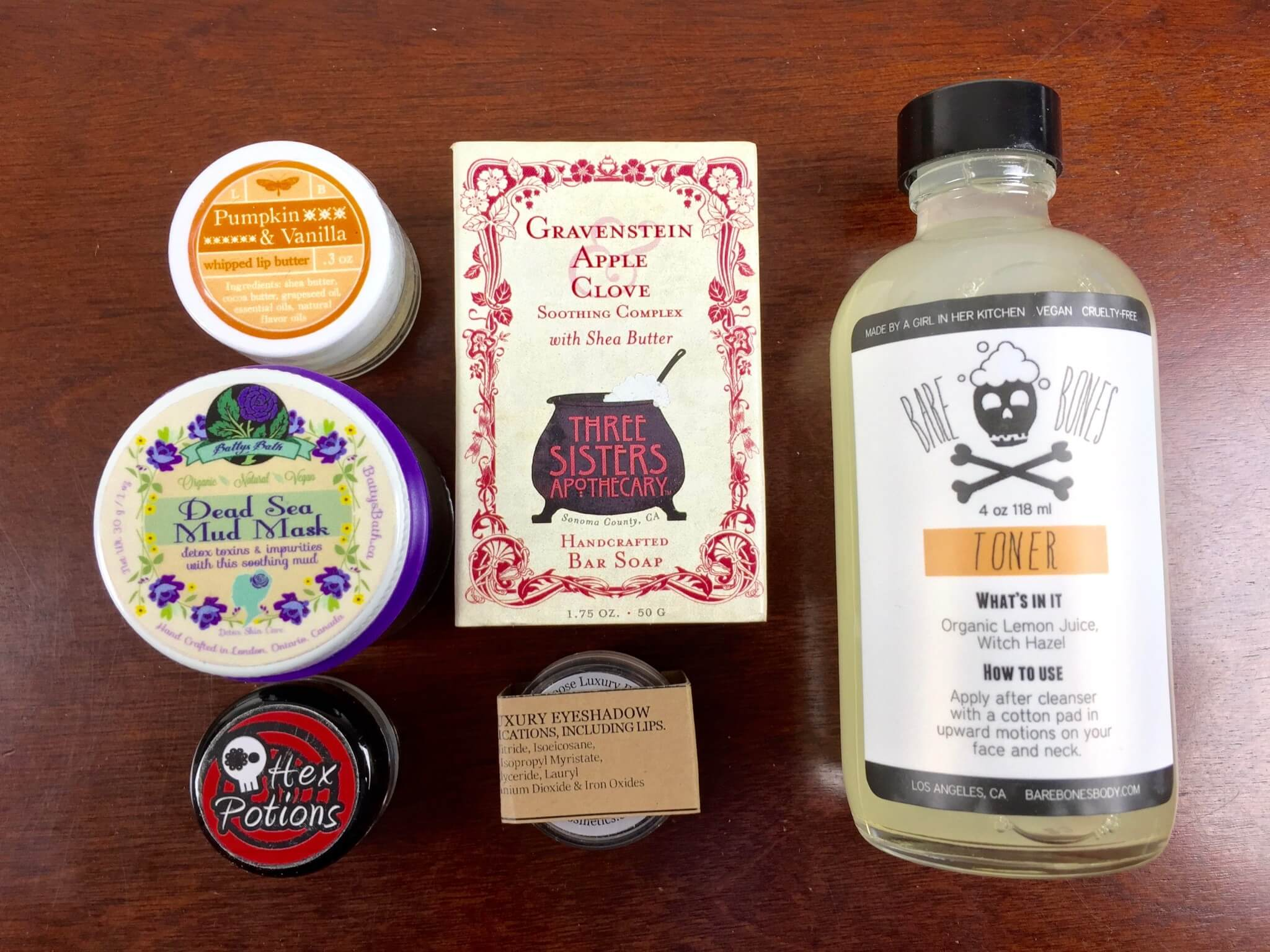 October 2015 Terra Bella Box Review & Coupons – Natural Beauty Subscription Box