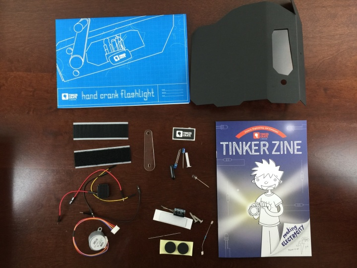 tinker crate september 2015 review
