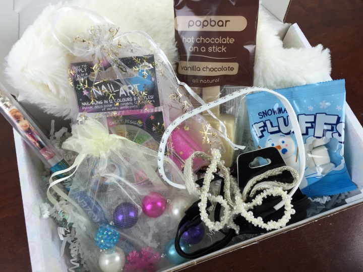 Boodle Box Little Girls November 2015 review