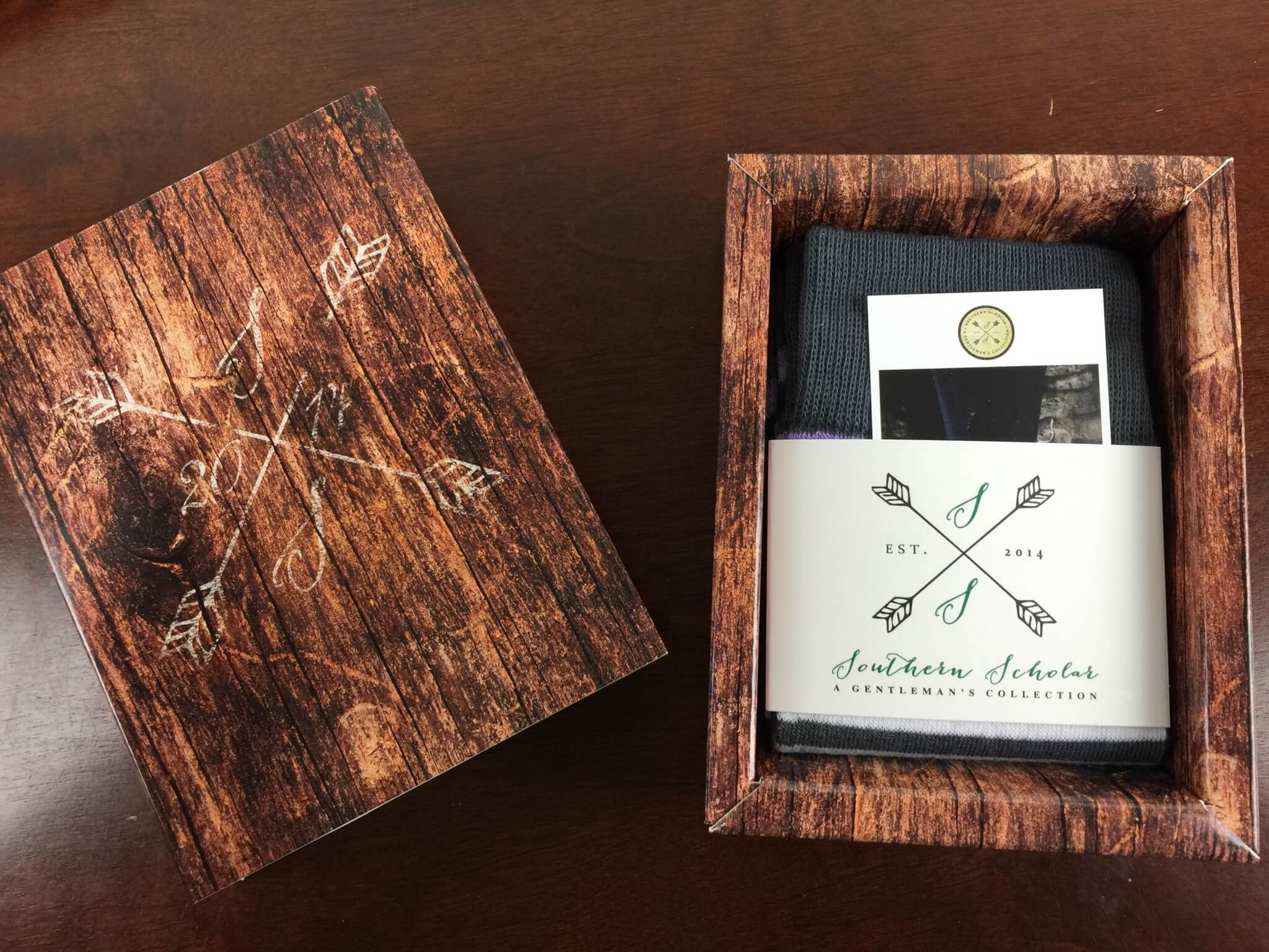 Southern Scholar November 2015 unboxing