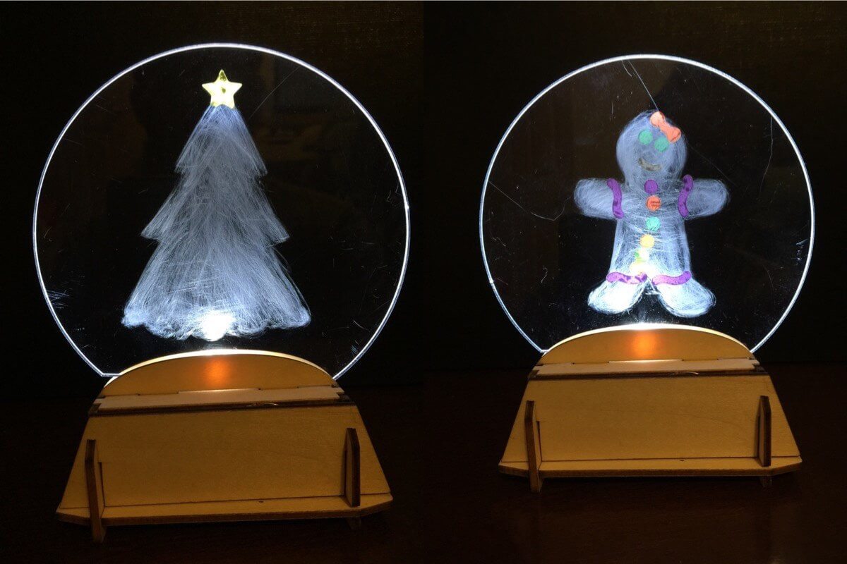 Tinker Crate LED Holiday Luminary Box Review & 50% Off Cyber Monday Shop Coupon