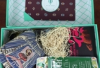 Try The World Subscription Box Review – November-December 2015 Holiday Box