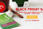 ALOHA 40% Off Good Greens Black Friday Deal + FREE Trial!