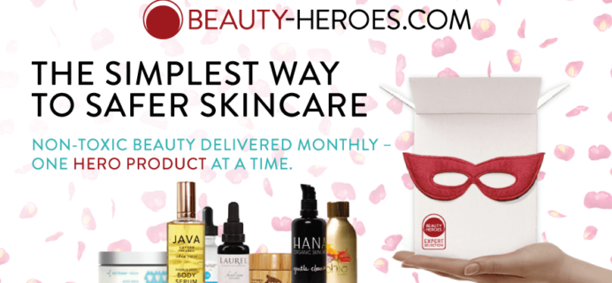 Beauty Heroes Black Friday Deal: 10% 3+Month Gifts + Every Gift=1 Month FREE for You!