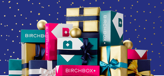 Birchbox Black Friday Sale is LIVE! Save 25% On Everything Including Subscriptions!