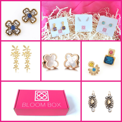 50% Off Bloom Box Earring Subscription Cyber Monday Coupon Code