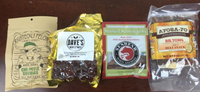 Bojerky October 2015 Subscription Box Review + Coupon