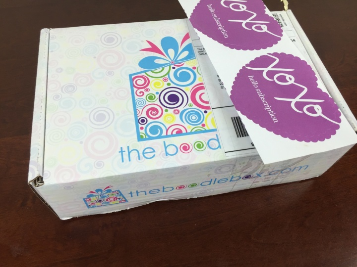boodle box november 2015 box