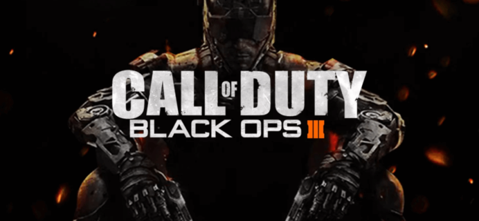Loot Crate Call of Duty: Black Ops 3 Limited Edition Box Complete Spoilers!