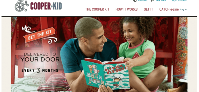 Cooper & Kid Black Friday Deal – 30% Off First Box!