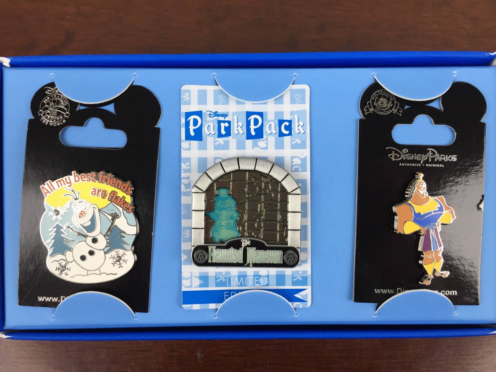 Disney Park Pack: Pin Trading Edition October 2015 Subscription Box Review