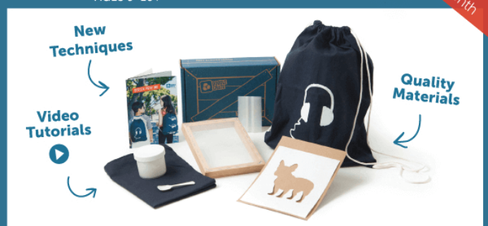 Doodle Crate Cyber Monday Sale – Free Box + 50% Off Shop Deals!