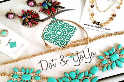 Jewelry Subscription Box Cyber Monday Deal – Save $15 on Dot & YoYo!