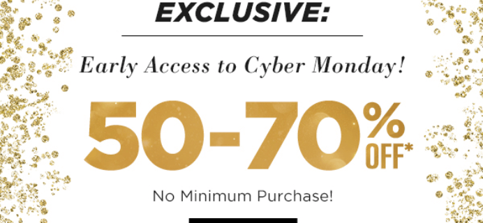 Fabletics Cyber Monday Sale – 50-70% Off!