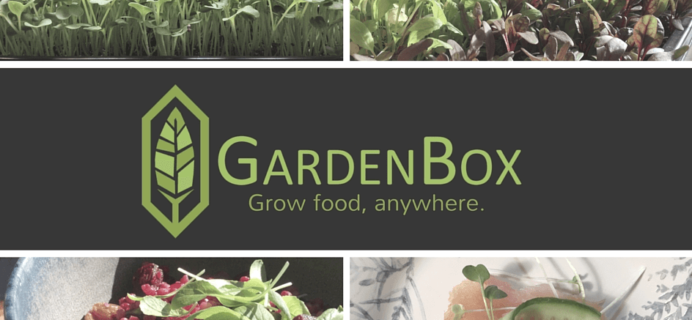 GardenBox Cyber Monday Deal: 15% Off Coupon – DIY Microgreens!