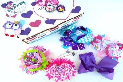 The Hair Bow Box Cyber Monday Deal: 25% off First Box!