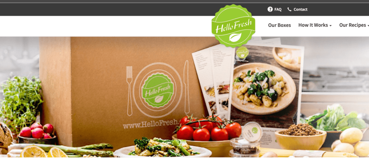Hello Fresh Cyber Monday Deal: $50 Discount on First Two Boxes! Or $40 on First!