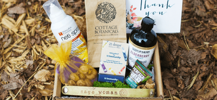 Honey & Sage Cyber Monday Deal – Save 20% On Subscriptions!