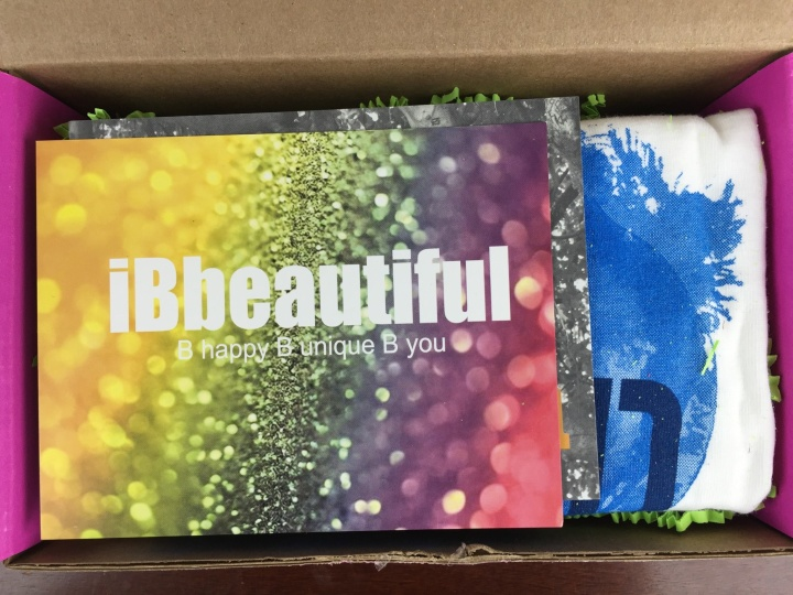 ibbeautiful november 2015 unboxing