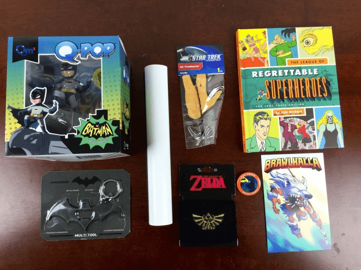 Loot Crate Heroes 2 Giveaway Black Friday Cyber Monday Subscription Box Deals Countdown Hello Subscription