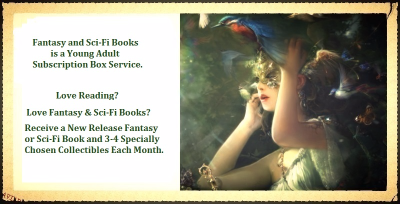 Fantasy & Sci-Fi Books Subscription Box December 2015 Spoiler + Coupon Code