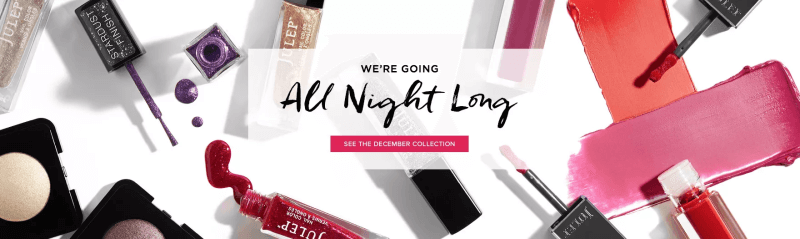 Julep Maven December 2015 Selection Time: All Night Long